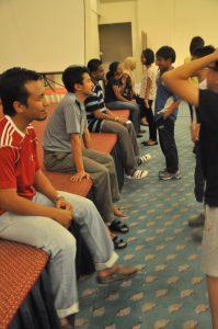 UPSR Motivational Camp