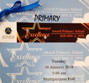 Excellence Awards 2018