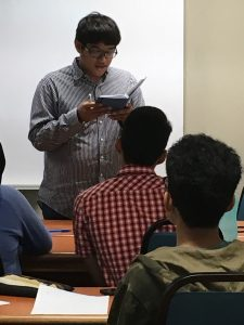 Malaysian Debaters High-school Open (MDHO)