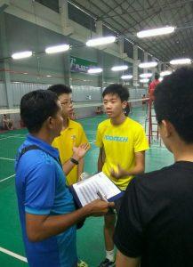 MSSDPU Badminton Competition 2017